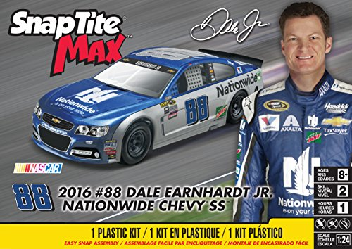 Review Revell SnapTite MAX NASCAR