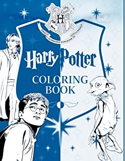 Harry Potter Coloring Book: Amazon.co.uk: Scholastic: Books