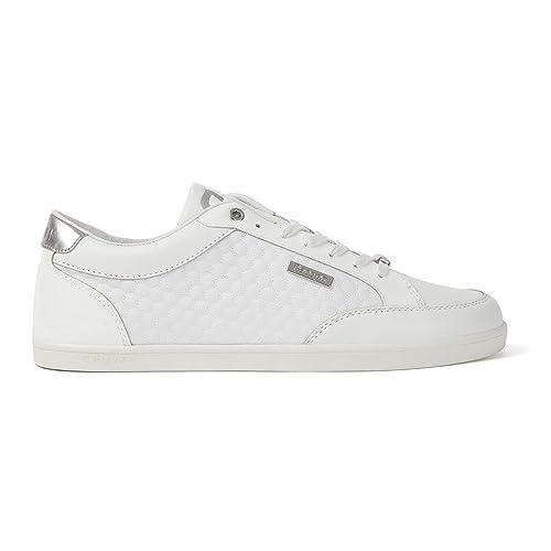 Cruyff - Zapatillas para hombre blanco (001)