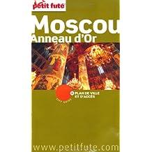 MOSCOU ANNEAU D'OR 2010-2011 + UN PLAN DE VILLE