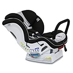 The Boulevard ClickTight convertible car seat has the patented ClickTight Installation System, Anti-Rebound Bar, an extra layer of side impact protection, Click & Safe Snug Harness Indicator, and SafeCell Impact Protection for peace of mi...
