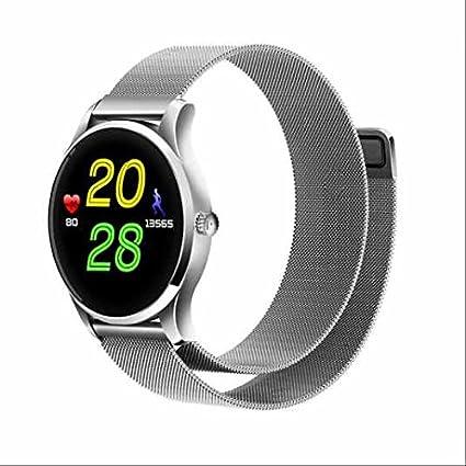Reloj Deportivo Inteligente fitness tracker Relojes,contador de pasos,parlante hablar,contador de