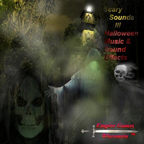 Halloween Music Hall Part 2 (Scary Sounds Of Halloween Part 2)