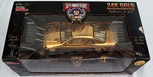 Nascar #63 50th Anniversary 24k Gold Plated Commemorative Series
