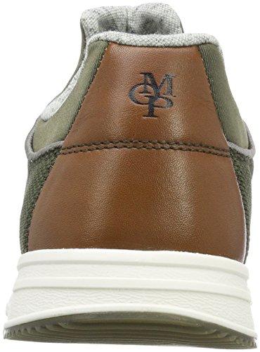 80223713501601 Uomo Sneaker Grün Marc Oliv OPolo OPolo Multi Marc qwx4UTnt