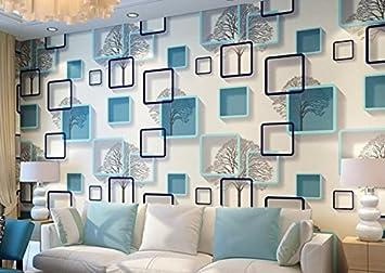 Weaeo Schlichte Moderne Bilderrahmen Wohnzimmer Tv Hintergrund Wand ...