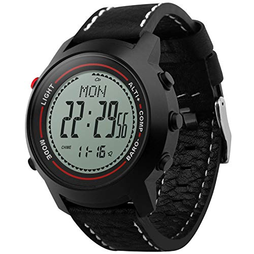 MTSBW Reloj Inteligente Al Aire Libre PodóMetro CaloríAs BaróMetro Hombres Digitales A Prueba De Agua Relojes Inteligentes...