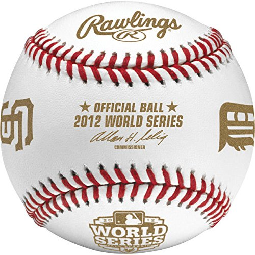 rld Series Giants Tigers MLB Official ROMLB Baseball ()