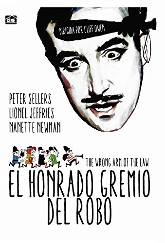 (The Wrong Arm of the Law [ NON-USA FORMAT, PAL, Reg.0 Import - Spain ])