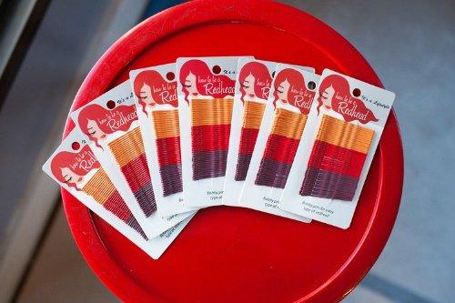 redhead-bobby-pins