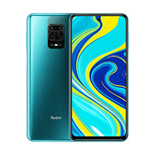 🥇 Xiaomi Redmi Note 9S Smartphone 4GB 64GB Qualcomm Snapdragon 720G 48MP AI Quad Camera 6.67″ Dot Drop Pantalla