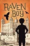 Raven Boy: A Tale of the Great Fire of London by Pippa Goodhart front cover