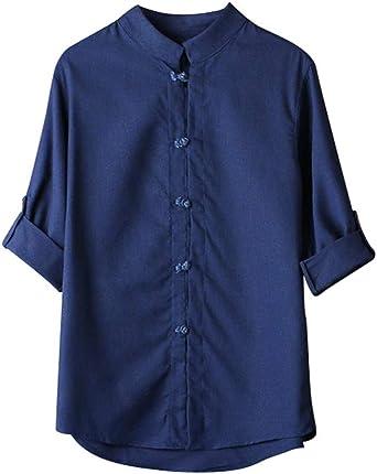 Alaso – Camiseta de Manga 3/4 para Hombre en sueldos, clásica, de ...