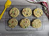 Checkered Chef Cooling Racks For Baking - Quarter