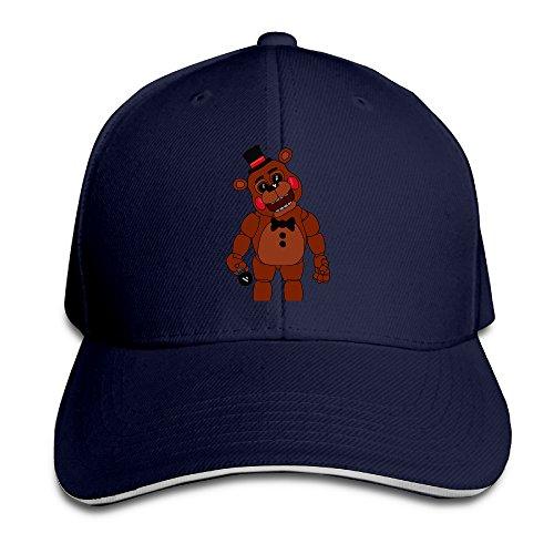 Z-Jane Five Nights Freddy UV Protect Sandwich Hat - Maleficent Costume Diy