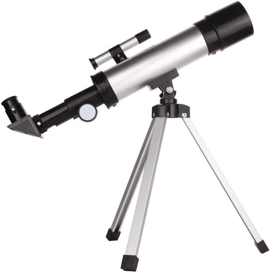 Astronomy Telescopes for Beginners & Kids & Adults, 70mm Aperture 360mm(f/7) Astronomical Refractor Travel Telescope with Finder Scope & Tripod, Astronomy Beginners Telescopes