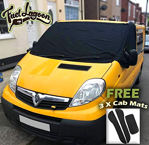 FITS NISSAN PRIMASTAR DELUXE WINDSCREEN SCREEN FROST WRAP COVER 2018 ON 251