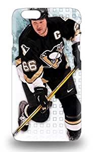 Durable NHL Pittsburgh Penguins Mario Lemieux #66 Back 3D PC Case Cover For Iphone 6 ( Custom Picture iPhone 6, iPhone 6 PLUS, iPhone 5, iPhone 5S, iPhone 5C, iPhone 4, iPhone 4S,Galaxy S6,Galaxy S5,Galaxy S4,Galaxy S3,Note 3,iPad Mini-Mini 2,iPad Air )