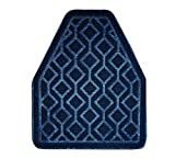 Diamond Splash Guard Urinal Mat 12/case