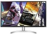 LG 32' UHD 4K 32UK50T LED LCD Monitor w/Dual HDMI DisplayPort AMD FreeSync (Renewed)