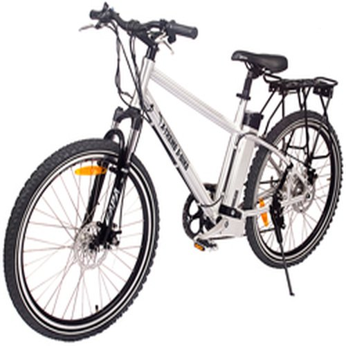 X-Treme Scooters Men's Trail Maker Lithium Electric Powered Mountain Bike
