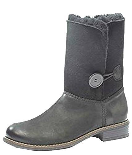 wholesale dealer f6135 efedd CAPRICE Stiefelette Boots 9-26355-27 Black Comb schwarz 019 ...