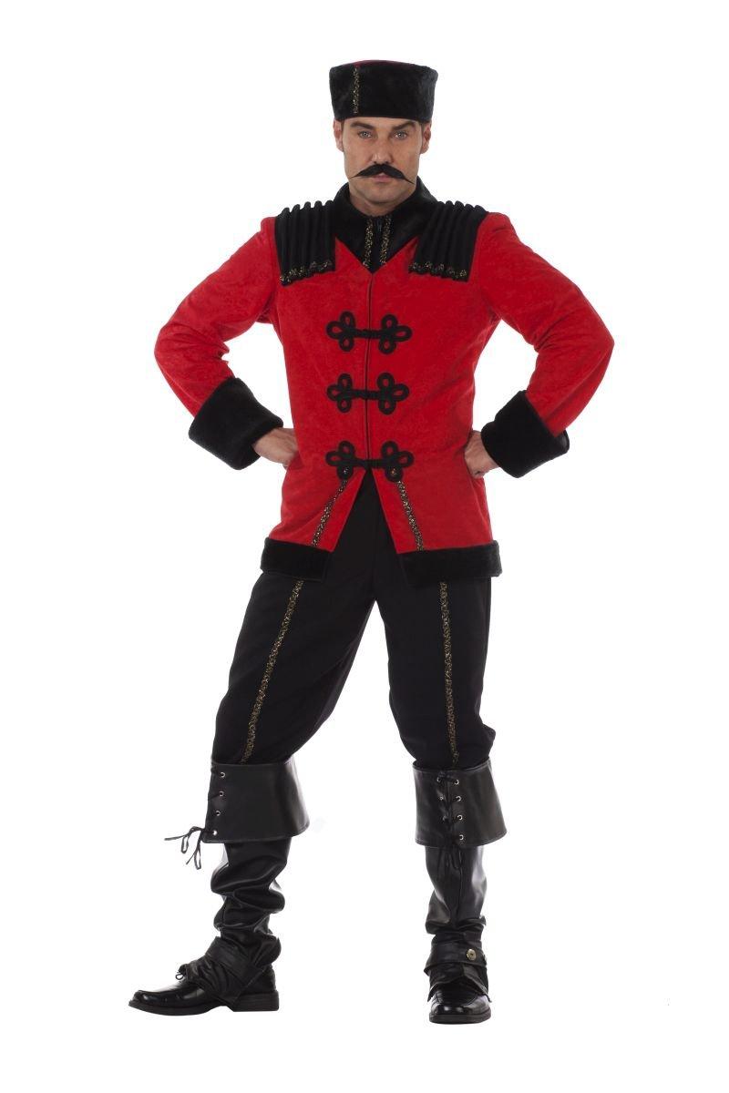 Wilbers Herren Kostüm Kosake Russe Uniform Gr.60 Karneval Fasching Gr.60 Uniform 20e0b1
