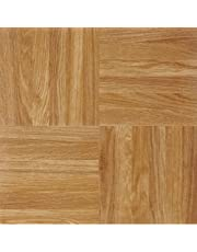 Achim Home Furnishings Achig FTVWD23220 Nexus Oak Parquet, 12 Inch x 12 Inch, Self Adhesive Vinyl Floor 232, 20 Tiles, Sq Ft