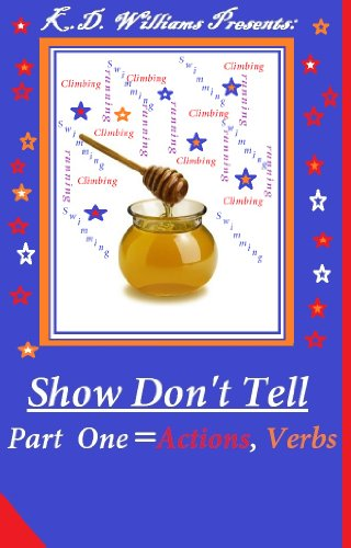 Actions Verbs Part Show Dont Dictionary ebook product image