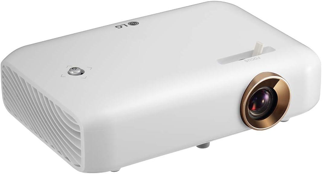LG CineBeam PH550G - Proyector con batería integrada
