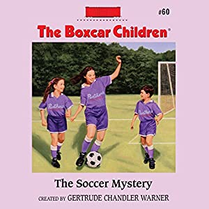 The Soccer Mystery Audiobook