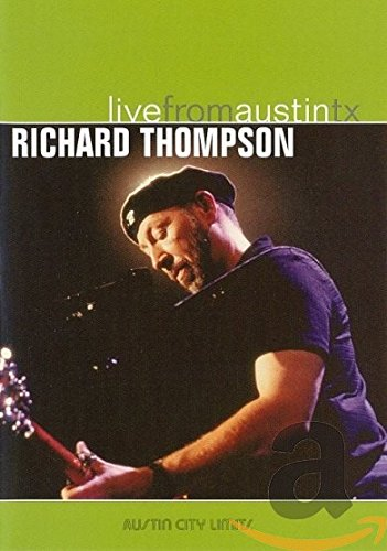 DVD : Richard Thompson - Live From Austin Tx (Remastered)