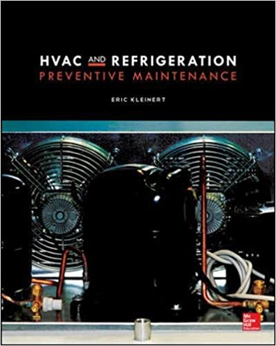 Hvac and refrigeration preventive maintenance eric kleinert hvac and refrigeration preventive maintenance eric kleinert 9780071825658 amazon books solutioingenieria Image collections