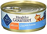 Blue Buffalo Grilled Cat Food - Chicken - 5.5 Oz