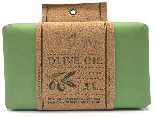 Castelbel Porto Olive Oil Triple Milled Luxury Soap 10.5 ounces