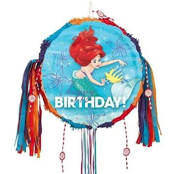 Ariel - Piñata de Cuerda para cumpleaños