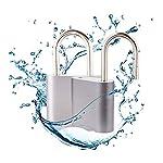 CFPacrobaticS-Antifurto-Password-Digitale-Elettronica-Smart-Lock-App-Palestra-Dormitorio-Bluetooth-Lucchetto-Porta-Sicurezza-Sicurezza-Domestica-Armadietto-per-Bagagli-Argento