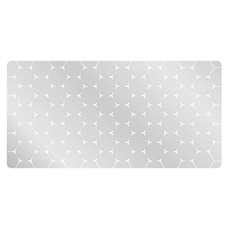 Amazon com: LITKO 2-inch Hex Grid Stencil, Star Pattern: Toys & Games