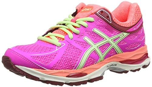 Cumulus Glow Flash Gel 3587 Pistachio Pink 2A Asics Shoes 17 Women's Running Cora Pink 51qdxz4