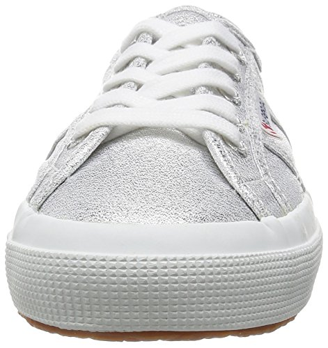 Superga 2750 Sneakers Lamew Silver Shoes S001820 031 Women Low aqZPar
