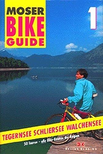 Download Bike Guide, Bd.1, Tegernsee, Schliersee, Walchensee pdf