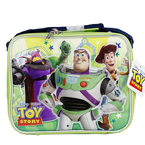 Disney Toy Story Lunch - Lunch Bag - Disney - Toys Story Kit Case New 622510