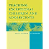 By Nancy L. Hutchinson - Teaching Exceptional Children and Adolescents: A Canadian Casebook, Second Canadian Ed (2nd second edition)