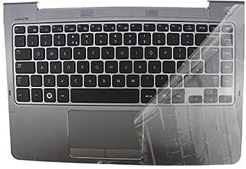 Samsung BA75-03720A Carcasa con Teclado Refacción para ...