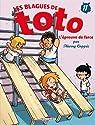 Les Blagues de Toto, tome 11 : L'épreuve de farce par Coppée