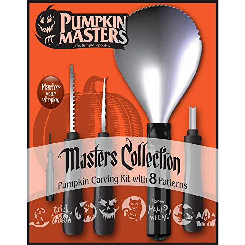Pumpkin Masters, Master Collection (Top Halloween Pumpkin Carvings)