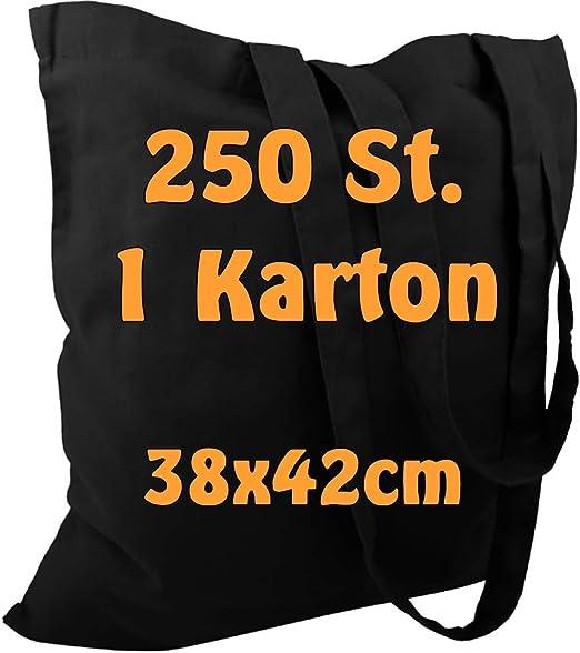 Cottonbagjoe - Bolsa de Yute (algodón, con Dos Asas largas, 38 x ...