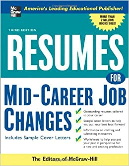 mid career resumes