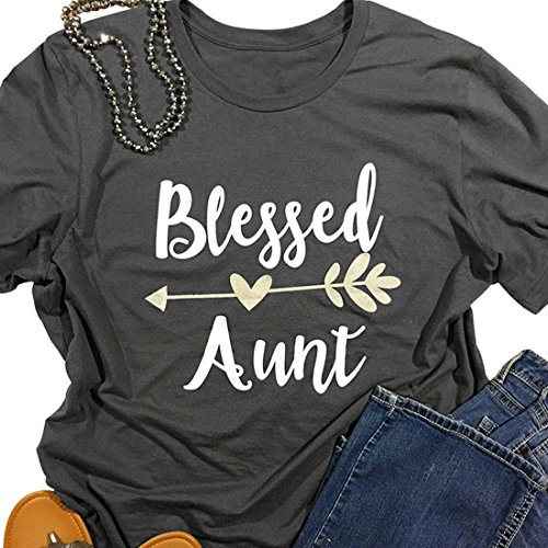 Aunt Womens T-shirt - 1