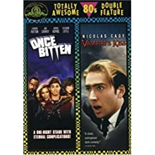 Once Bitten (1985) / Vampire's Kiss (1989) (Totally Awesome 80s Double Feature) (2007)